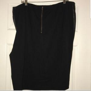 Black Pencil Skirt - NWT